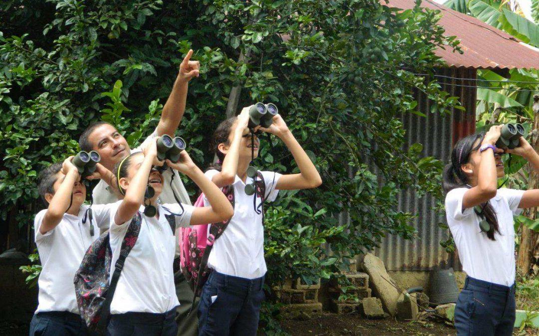 Schüler werden zu Naturforschern!