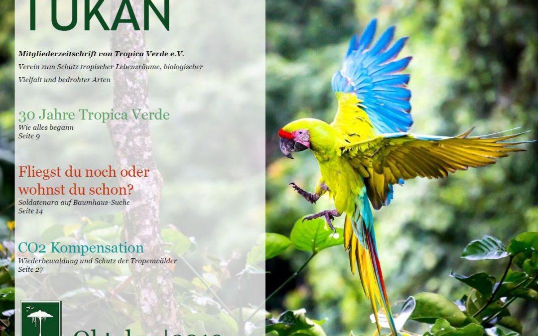 TUKAN – Die neue Jubiläumszeitschrift ist online