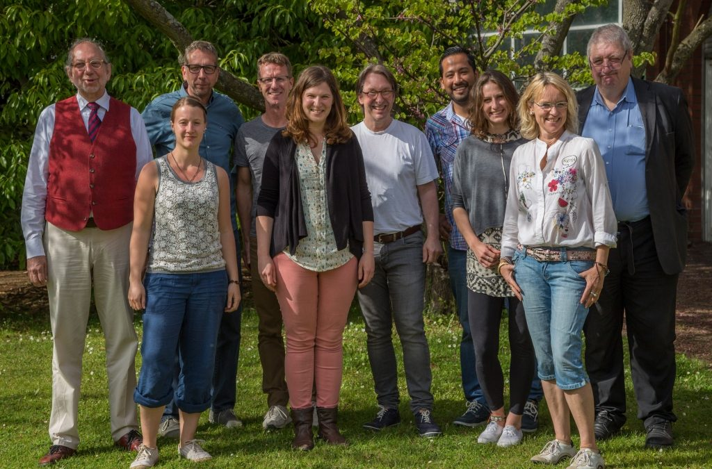 Jahreshauptversammlung 2017 & Bildervortrag von Stefan Rother