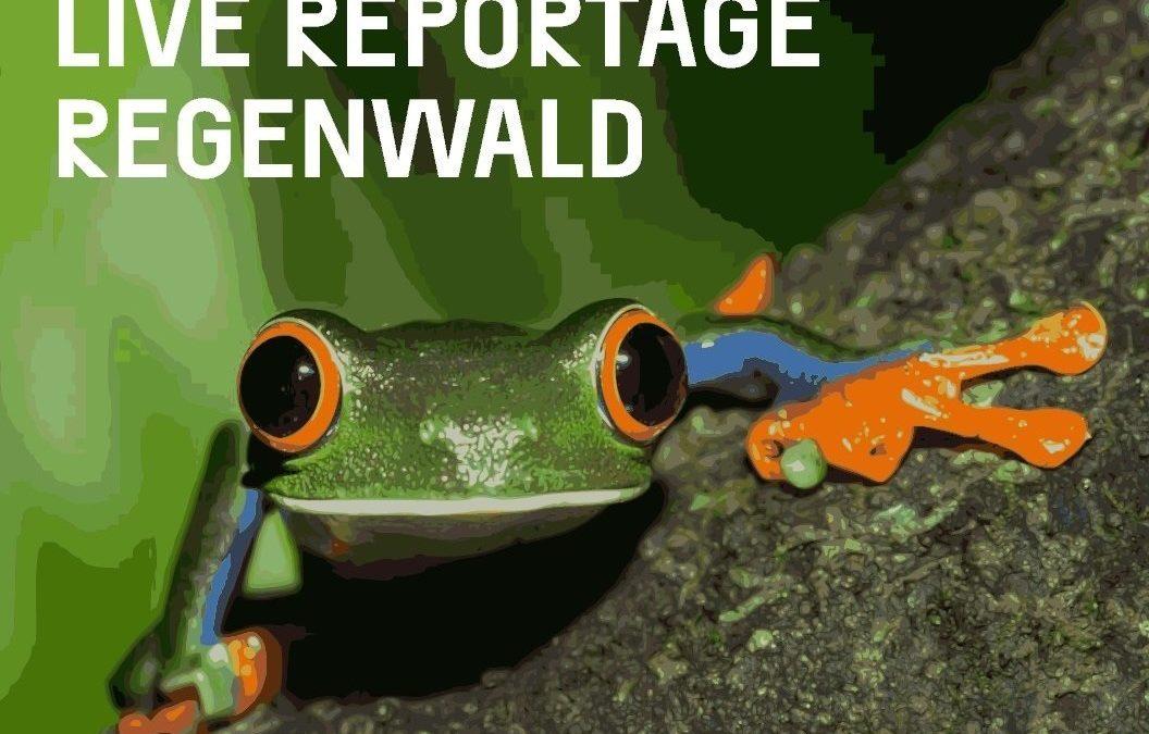 Regenwaldvortrag in der Schweiz
