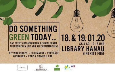 """Vortrag """"Geheimnisse im Regenwald"""" bei der Nachhaltigkeitsmesse in Hanau"""