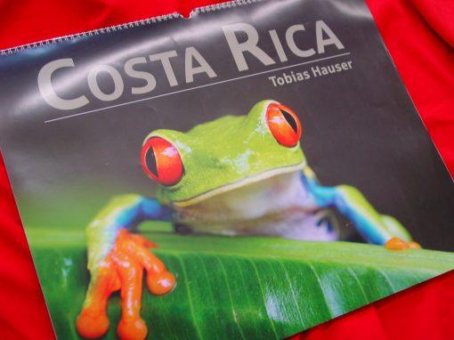 Das Weihnachtsgeschenk für Costa Rica Freunde!