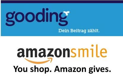 Online einkaufen und spenden!